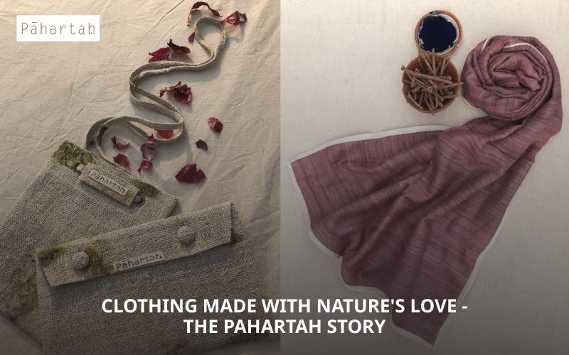 pahartah - sustainable clothing - instamojo user