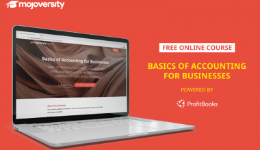 Online Accounting Course for Businesses instamojo mojoversity