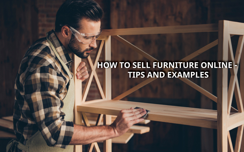 How to sell furniture online in India